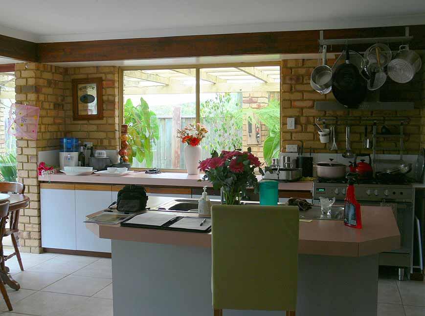 Kitchen Switch -  Joondalup Before Kitchen Renovation Photo
