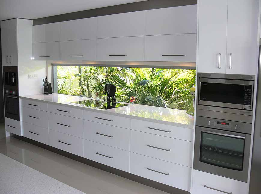 Mandurah New Build Modern Interior Kitchen Design - Kitchen Switch