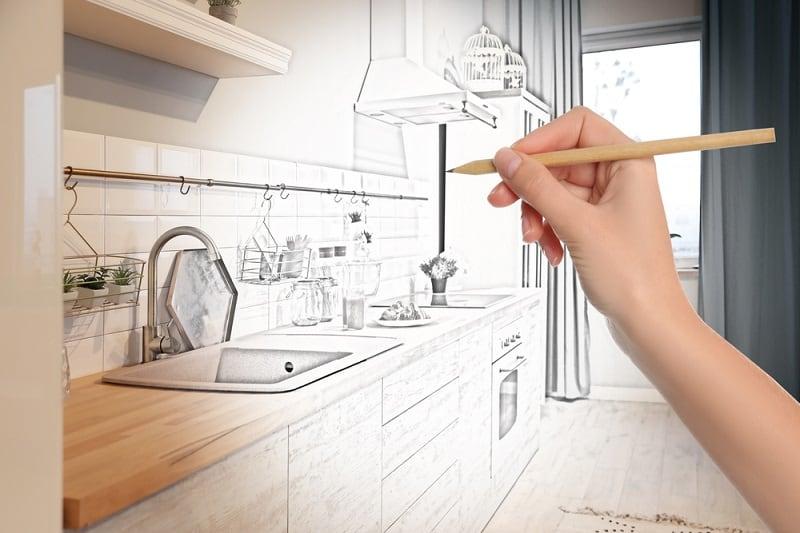 Designing A Kitchen On A Budget